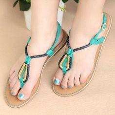 modelos exclusivos de sandalias para mujer