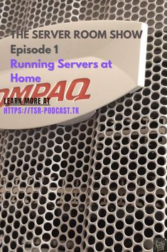 Running Servers at Home