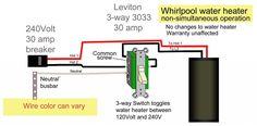 45 best light wiring diagram images on pinterest in 2018 diagram rh pinterest com 220 volt well pressure switch wiring diagram