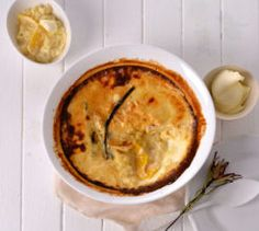 Baked Rice Pudding Your Family has been creating delicious recipes for busy women since the and has a huge repertoire of nutritious, easy and lip-smacking recipes on hand! Baked Rice, No Bake Desserts, Tray Bakes, Yummy Food, Delicious Recipes, Sweet Treats, Snacks, Dishes, Baking