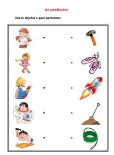 1 million+ Stunning Free Images to Use Anywhere Preschool Jobs, Color Worksheets For Preschool, Preschool Printables, Kindergarten, Toddler Learning Activities, Montessori Activities, Educational Activities, Fun Learning, Community Helpers Worksheets