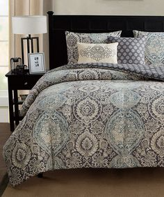 Look what I found on #zulily! Valencia Comforter Set #zulilyfinds