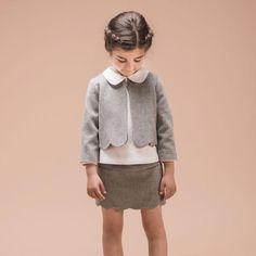Мода для самых маленьких от Hucklebones: очаровательные наряды сезона осень-зима 2015-2016 - Ярмарка Мастеров - ручная работа, handmade