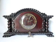 """Relogio Carrilhão Português / Portuguese chiming clock """"Reguladora"""""""