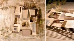 allied works architecture - Botanical Research Institute of Texas