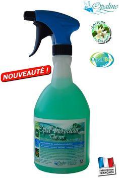 nettoyant bio enzymatiques destructeur odeurs pour l'hygiéne des sanitaires et toilettes de votre maison