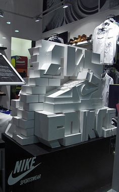 \\\ Nike Air Force 1 Sculpture by Sicksystems \\\