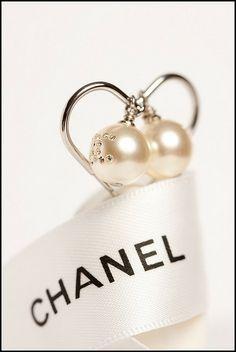 Chanel #Pearls #perles #perolas