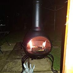 Great prices on your favourite Gardening brands, and free delivery on eligible orders. Chiminea, Livingstone, Murcia, Bbq, Home Appliances, Outdoors, Steel, Amazon, Medium
