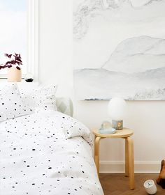 awesome black and white bed linen from OYOY –found at sodapop-design.de
