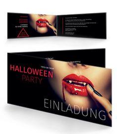 Einladungskarten Jetzt Günstig Online Kaufen. #halloweeneinladungskarte  #halloween #partyeinladung | No 11   Einladungskarten Von OnlineprintXXL |  Pinterest ...