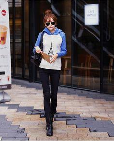 Best Hoodies SweatshirtsWomen's New Winter Sweater Selling Casual Thickening Online with $14.66/Piece | DHgate