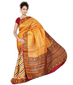 Monalisa Fabrics Saree (10487883_Multi ) Monalisa fabrics http://www.amazon.in/dp/B00ZCJUB58/ref=cm_sw_r_pi_dp_2v8Evb0RFD4GA