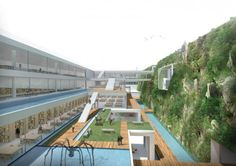 Taichung City Cultural Center Competition Entry / Hyunjoon Yoo Architects