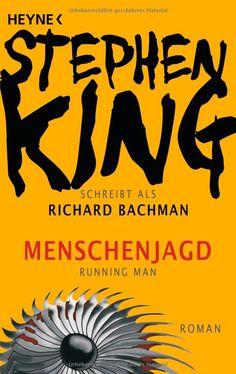 Menschenjagd: Roman: Amazon.de: Stephen King, Nora Jensen: Bücher