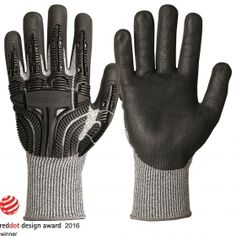 360° Cut 5 Gloves with Typhoon® and Impact Protection, Typhoon® fiber with nitrile foam coating Us Patent, Patent Pending, Safety Gloves, Protective Gloves, Hand Gloves, Oil And Gas, Wet And Dry, Garden Design, Men's Fashion