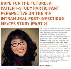 Tom Kindlon's ME CFS & related page: News, Research and Hope For The Future, Research Studies, Chronic Fatigue Syndrome, Clinic, Perspective, Thats Not My, Study, Healthy, Studio