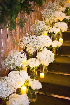 Featured Photographer: Le Secret d'Audrey Photography; Wedding decorations idea.