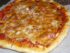 Stromboli, Calzone, Chapati, Chicken Salad Recipes, Canapes, Hawaiian Pizza, Bagel, Quesadilla, Croissant