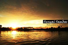 Sambas River-Sambas-West Borneo-Borneo-Indonesia