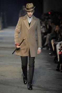 Alexander McQueen Men's Fall 2009
