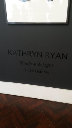 Kathryn Ryan | Shadow & Light