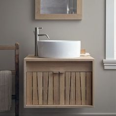 Cabinet 540 - Stockholm Furniture - Bathrooms | Fired Earth