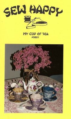 FABRIC TEA CUP AND SAUCER PATTERNS TO SEW - AOL Image Search Results