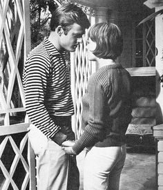 Robert Redford in Barefoot in the Park!