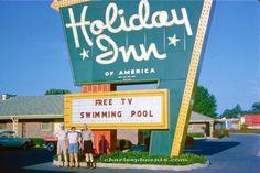 Hypnotic Holiday Inn, Somewhere, USA, 1962