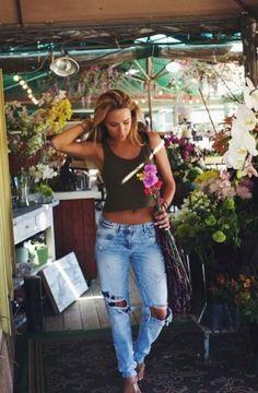 Boyfriend Jeans Style Tips (45)