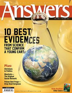 The 10 Best Evidences from Science that Confirm a Young Earth