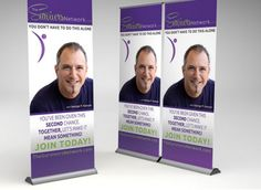 The Survivors Network Standees Design by Big Star Production Group