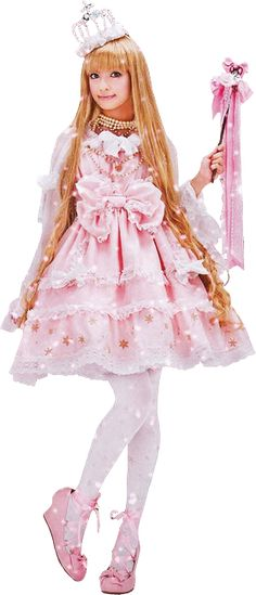 Uh, there's a thing called hime (princess) lolita?!