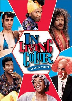 In Living Color TV Show...haha...thinking of you Sarah....