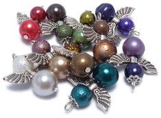 navod_privesek_andelicek_016 Diy And Crafts, Beaded Bracelets, Jewelry, Blog, Jewels, Pearl Bracelets, Schmuck, Jewerly, Jewelery