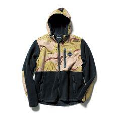 15a40215e11 F.C.R.B. WARM UP JACKET Fall Wardrobe