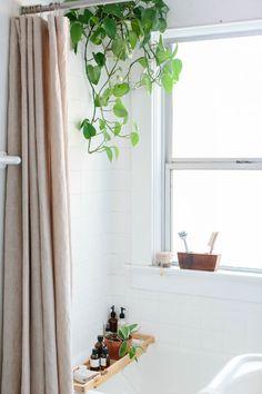 Natuurlijke badkamer, badkamer inspiratie