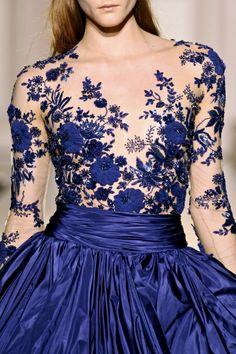 Zuhair Murad Couture F/W 2012 by Sara C. Ziegfeld