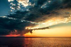 Sunrise in Sicily by Marco Cotumaccio on 500px.