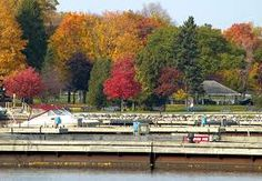 Orillia, Ontario...We lived one block from here.