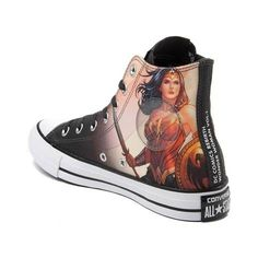 Converse Chuck Taylor All Star Hi DC Comics Wonder Woman Sneaker a7ecbf8f7