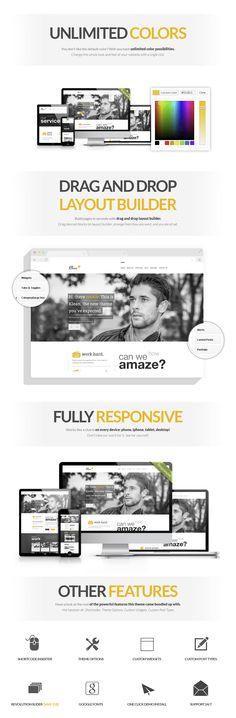 WooCommerce Wordpress Theme http://herowp.com/portfolio/klean/