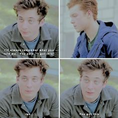 Favorite scene of this episode Shameless Tv Show, Mickey And Ian, Showtime Series, Nurse Jackie, Noel Fisher, Cameron Monaghan, Dysfunctional Family, How To Be Likeable, Candyland