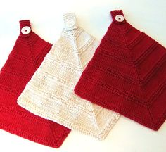 Kitchen Towel Towel Hanger, Kitchen Towels, Handicraft, Sticks, Hooks, Knitting, Crochet, Fashion, Noel