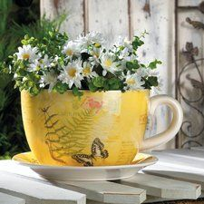 Dolomite Pot Planter