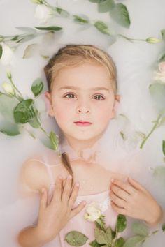 LoveHer Photography Milk Bath Session