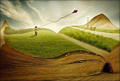 L'artedelcuore♥: L'immaginazione è l'aquilone più alto su cui si po...