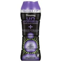 Here are a couple of short comments I have received from readers about their experience with this product.SR101 Reader says:I started using the Downy Unstopable