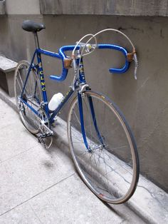 OLMO classic road bike restored